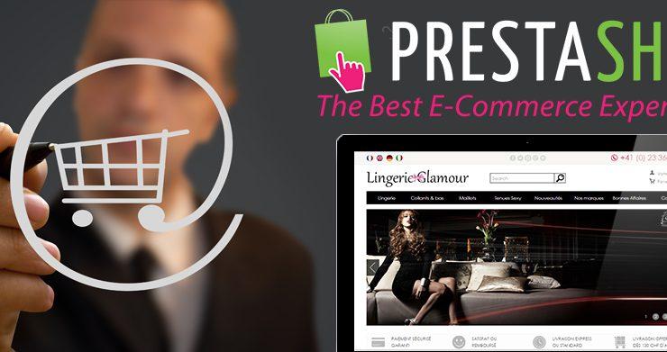 Prestashop : Le CMS idéal pour la création de votre site e-commerce
