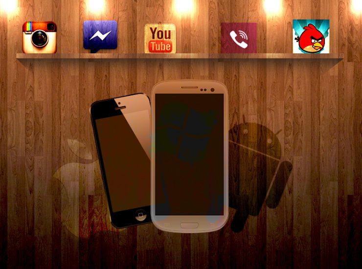Les applications mobiles