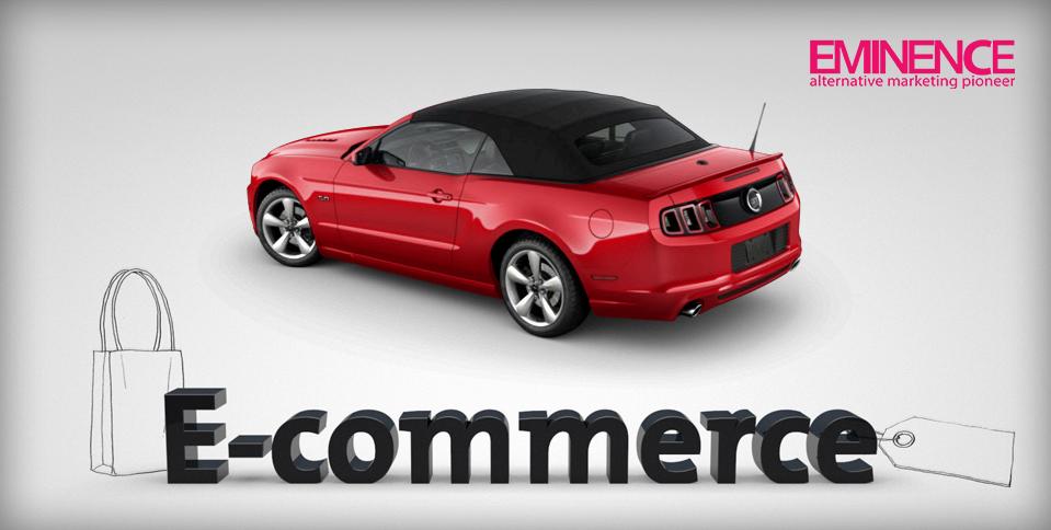 Le ecommerce dans le secteur automobile