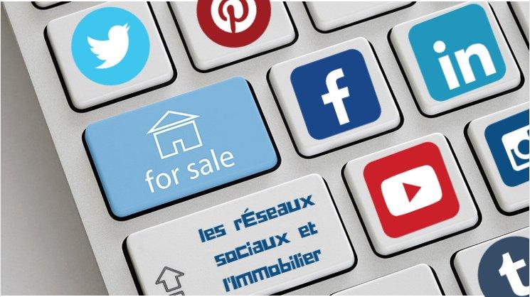 Réseaux sociaux et l'immobilier  : Allez à la rencontre de votre cible