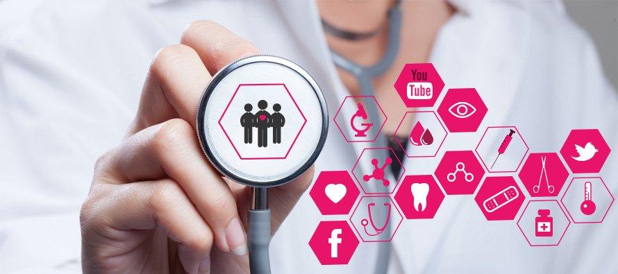 Le secteur de la santé s'offre enfin les plateformes sociales
