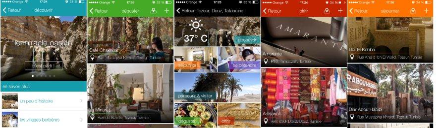 App tunisie passion rubirque