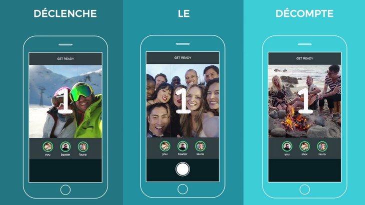 Tricy : Le nouveau concurrent de Snapchat