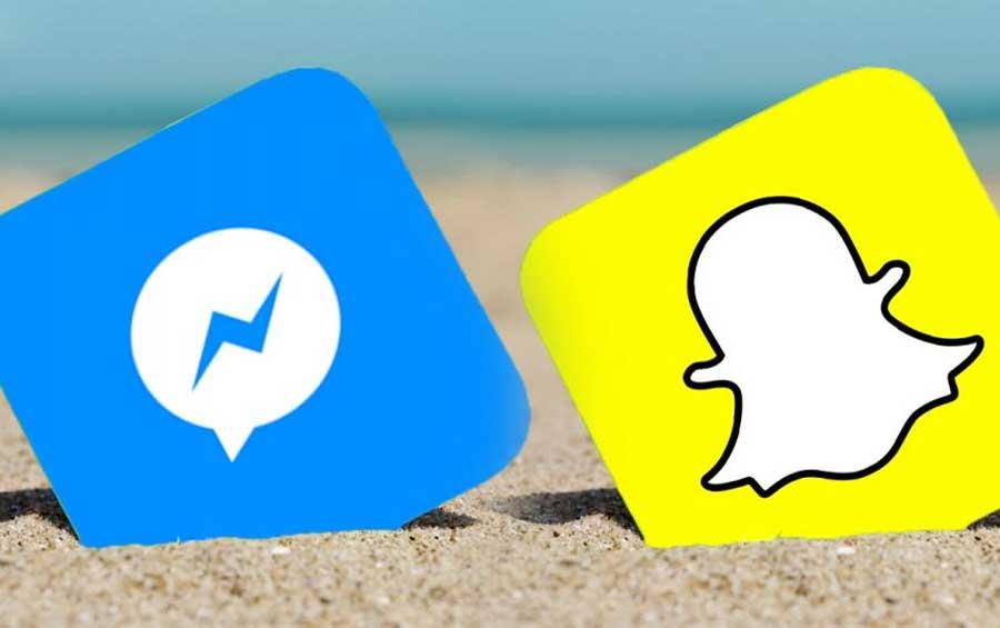 Facebook pioche dans la boite à idée de Snapchat