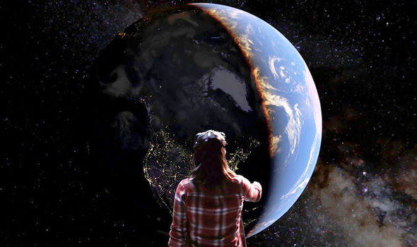 Google met en place une version réalité virtuelle de Google Earth