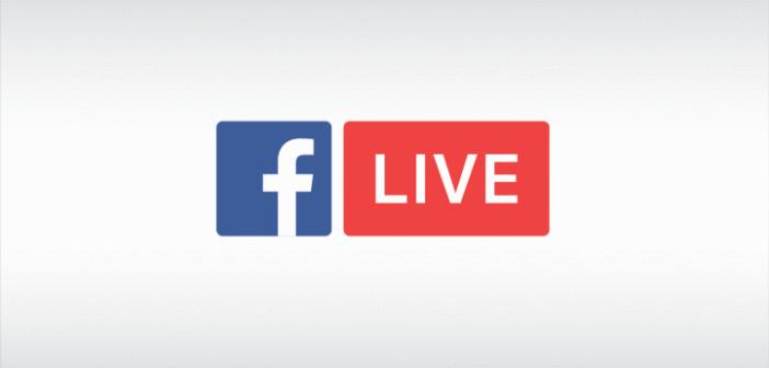 Du nouveau sur Facebook Live