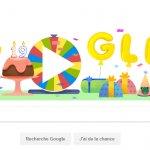 google anniversaire