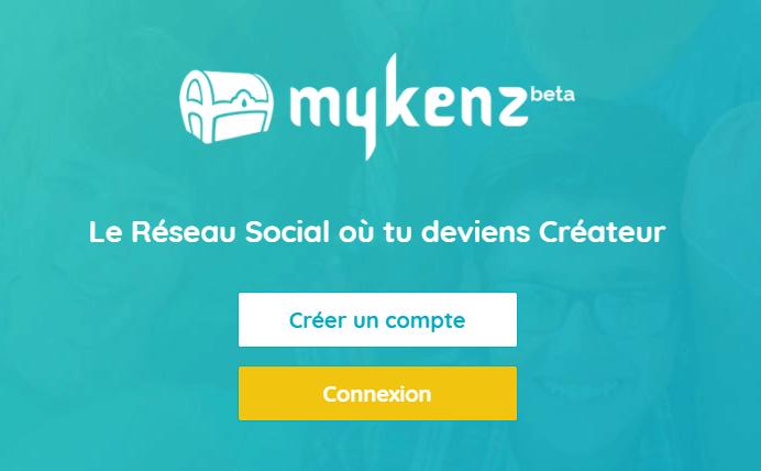 « Mykenz.net », 1er réseau social éducatif pour les jeunes