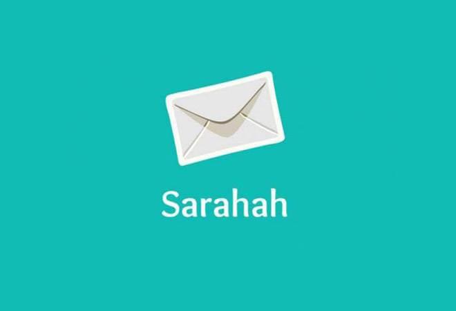 Sarahah : pointée du doigt pour les failles de sécurité !